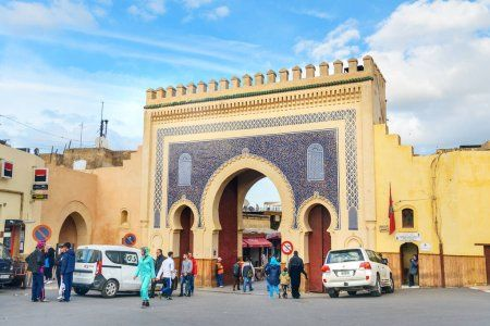 Morocco itinerary 12 days desert tour from Casablanca