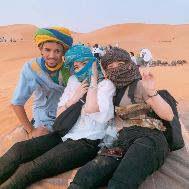 1 week itinerary in Morocco