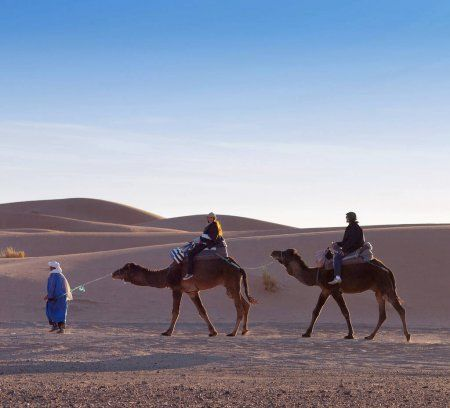 Morocco itinerary 10 days tour from Casablanca