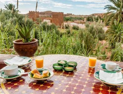 breakfast when booking 3 days Fes to Marrakech desert tour 3 day tour itinerary
