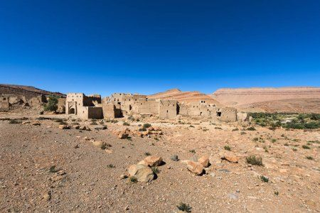 Ziz valley in Morocco 3 days tour from Fes to Merzouga