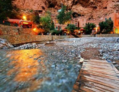 Todgha gorges when booking 3 days Fes to Marrakech desert tour 3 day tour itinerary