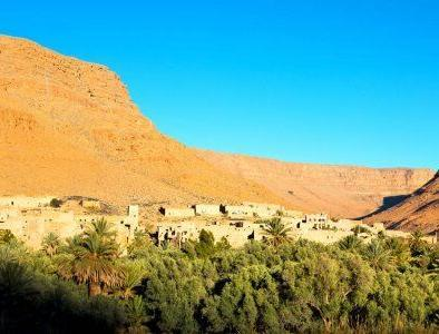 Ziz valley one of Morocco 3 day tour from Fes attractions