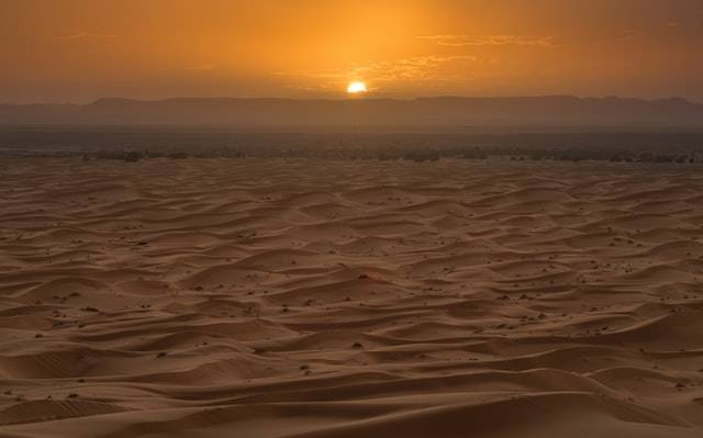 4 days from Marrakech to Merzouga desert tour itinerary