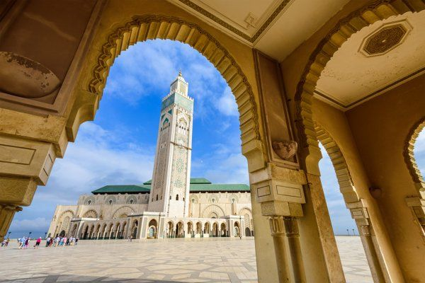 itinerary for 7 days tour from Casablanca