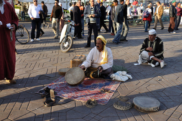 Casablanca desert tours itinerary for 7 days in Morocco