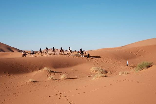 Marrakech 3 days itinerary to merzouga desert