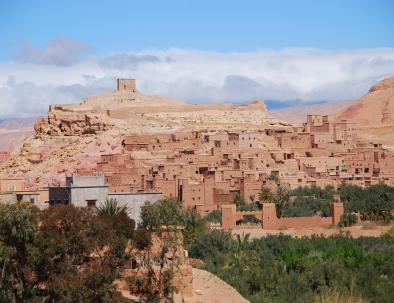 3 days from Marrakech to Fes via desert