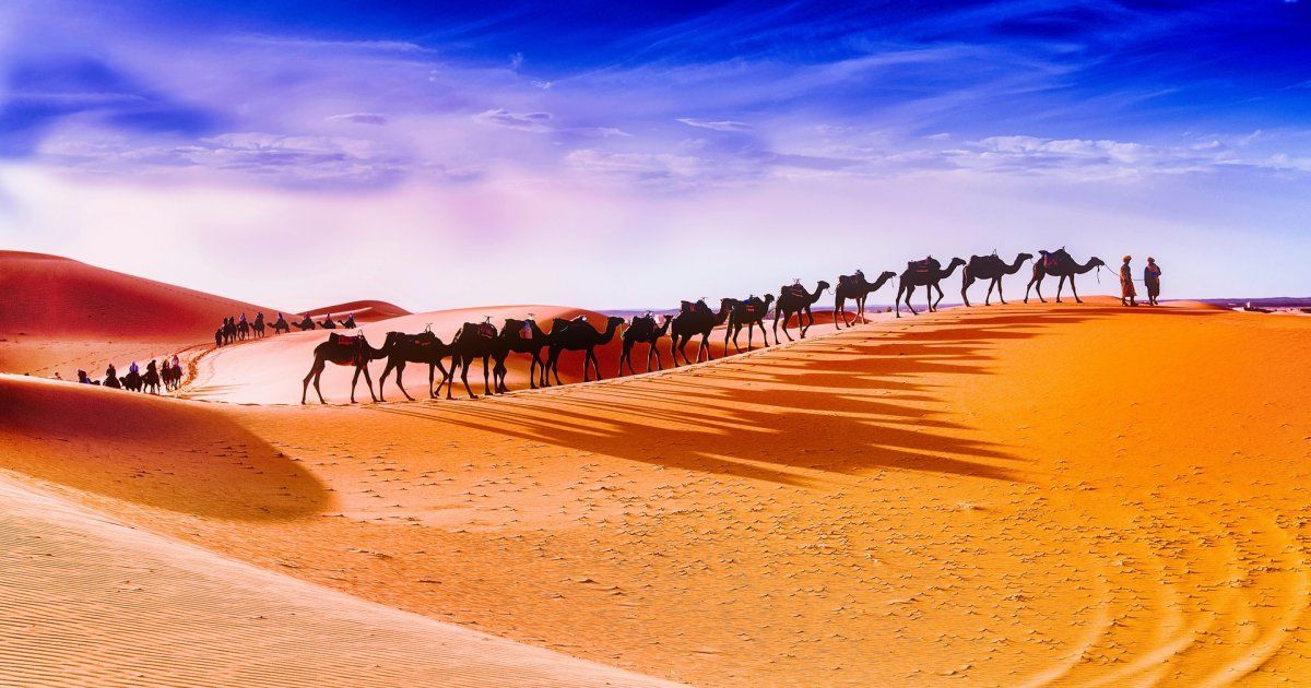 3 days Fes to Marrakech desert tour, 3 day tour itinerary