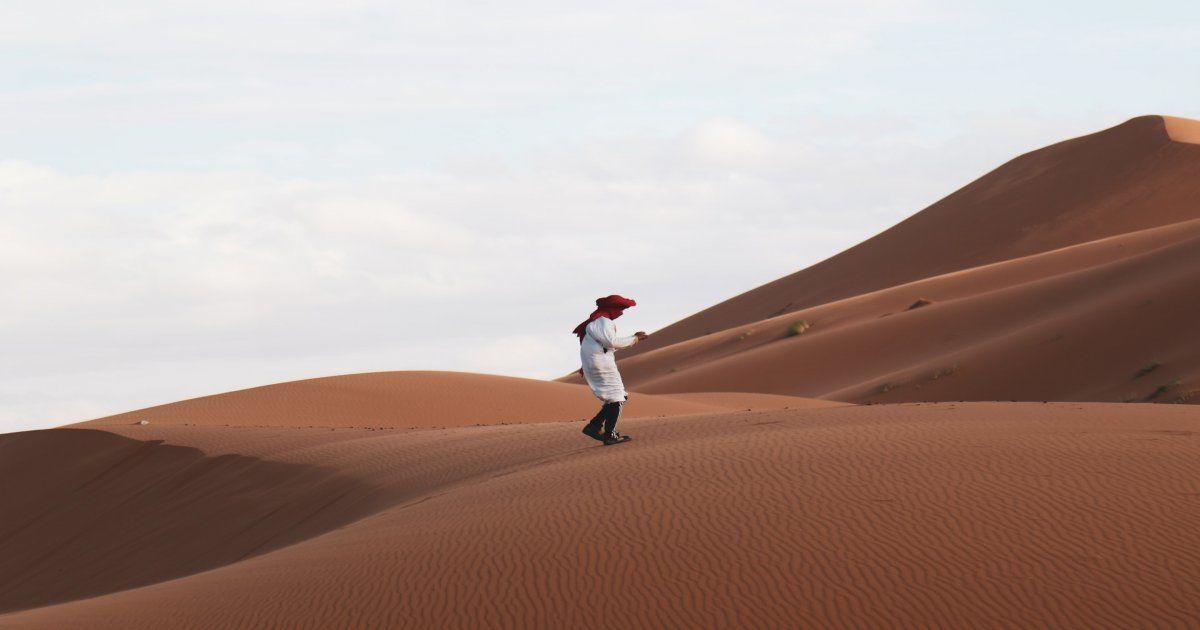 3 days from Marrakech to Fes via desert