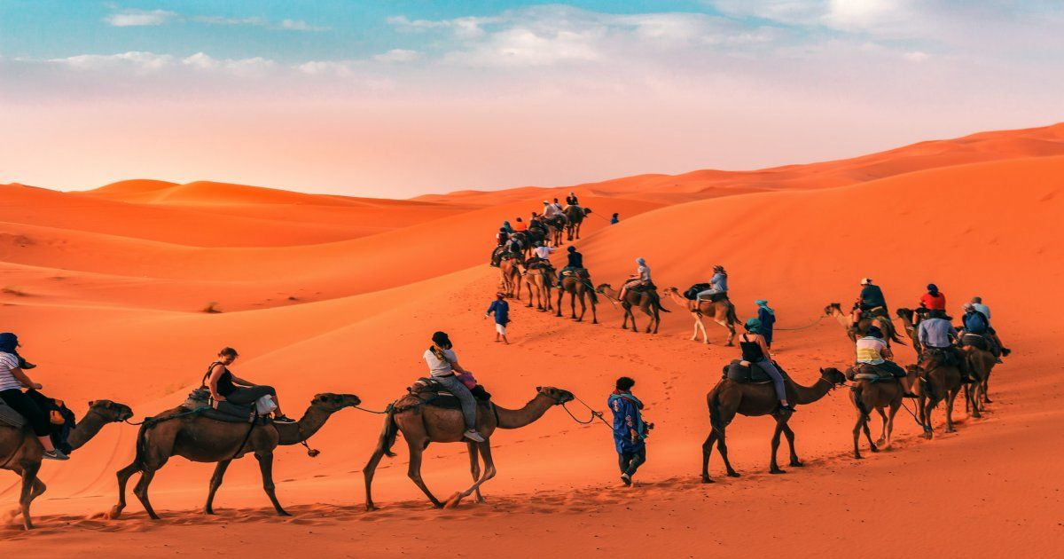 tangier desert tours one week itinerary
