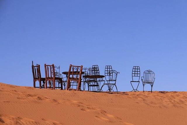 5 days Marrakech desert tours itinerary to Merzouga