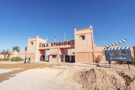 Atlas studios Morocco Ourzazate