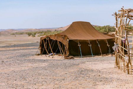 Morocco 12 itinerary from Casablanca to the berbers tents at merzouga desert