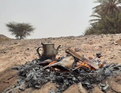 Erg Chebbi Morocco tea with 4 days Morocco's camel trekking and Merzouga desert tour