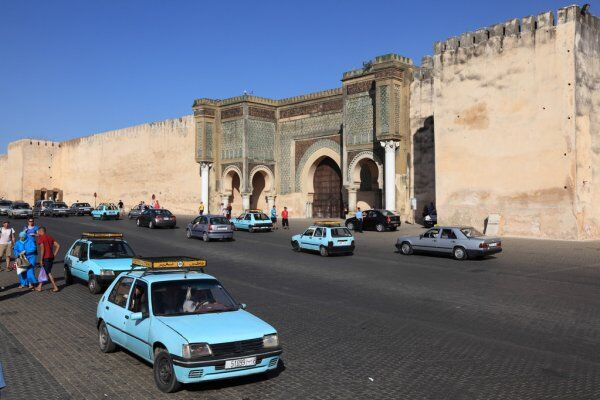 discover morocco travel guide Bab mensour