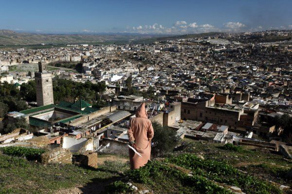 Morocco travel guide to Fes old city