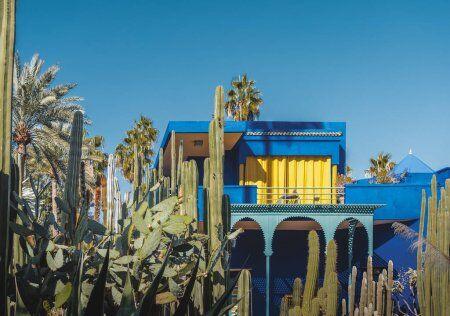 Moroccan travel guide to discover the Majorelle garden