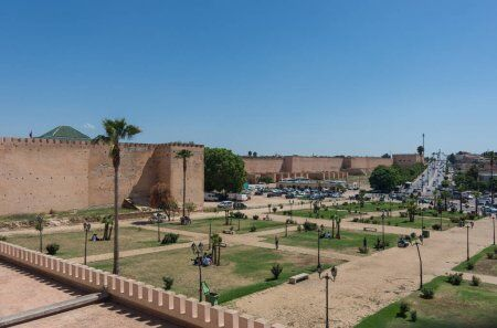Travel guide of Morocco to discover Mknes