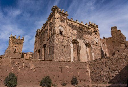 Morocco travel guide to discover Telouet Kasbah