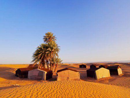 desert of Zagora from Tangier
