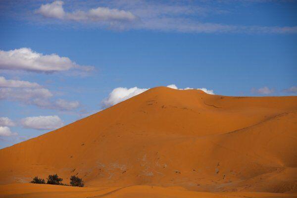 Morocco travel guide to discover Erg chebbi dunes