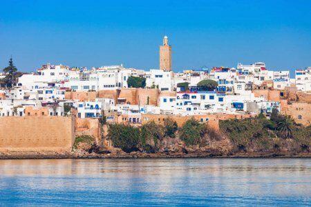 Morocco travel guide to Rabat medina