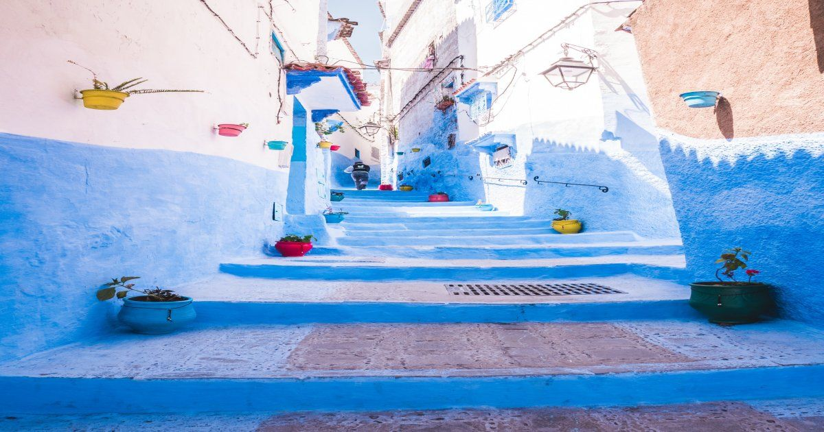Tangier to chefchaouen tours