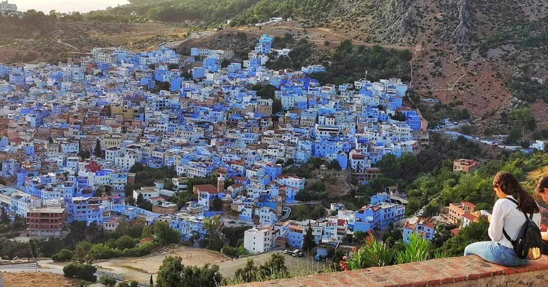 the first city we will travel to with our 5 days morocco itinerary