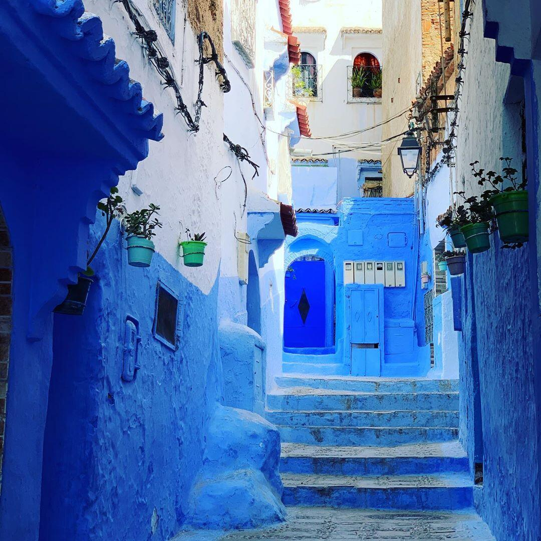 Chefchaouen, the first city we will explore with our 5 days in Morocco itinerary