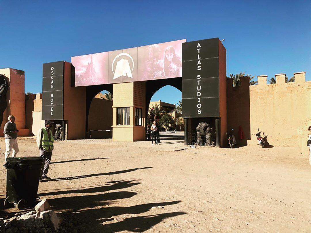 Ouarzazate, one of the city we will explore with our 8 days tour in Morocco