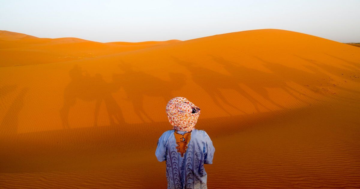 6 days Morocco itinerary from Fes to Marrakech via Merzouga desert