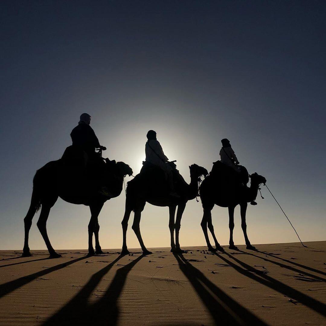 Marrakech to fes desert tour for one week across the Merzouga Sahara
