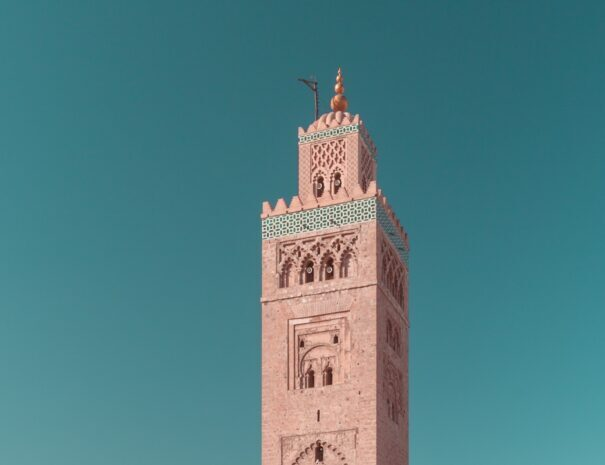 One week from Marrakech to Merzouga desert and Fes