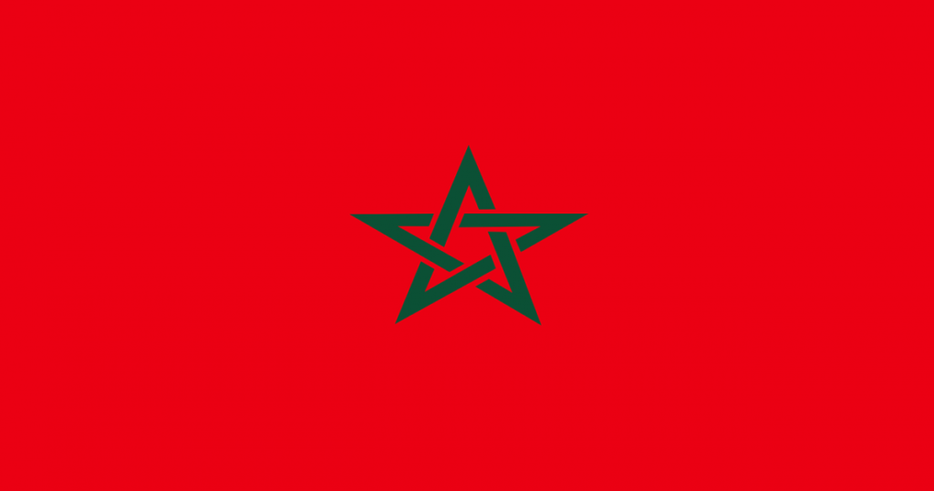 Morocco's flag, introudction of the sights