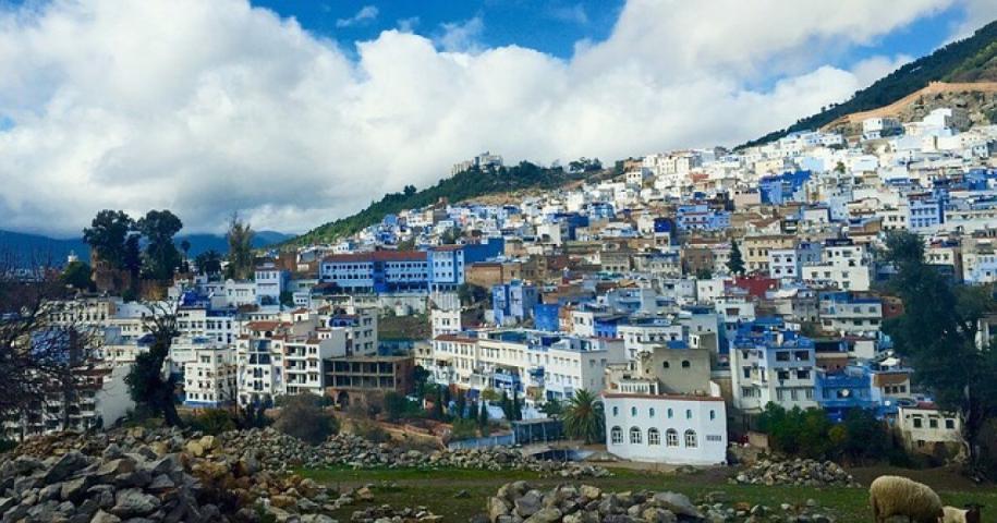 Morocco cities