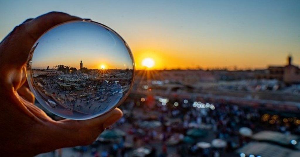 Marocco città