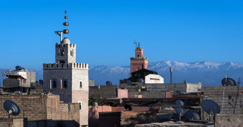 10 must see places in Marrakech
