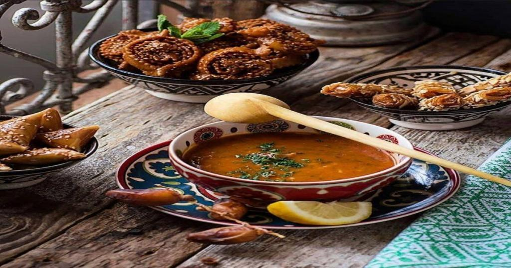 Harira, Morocco food