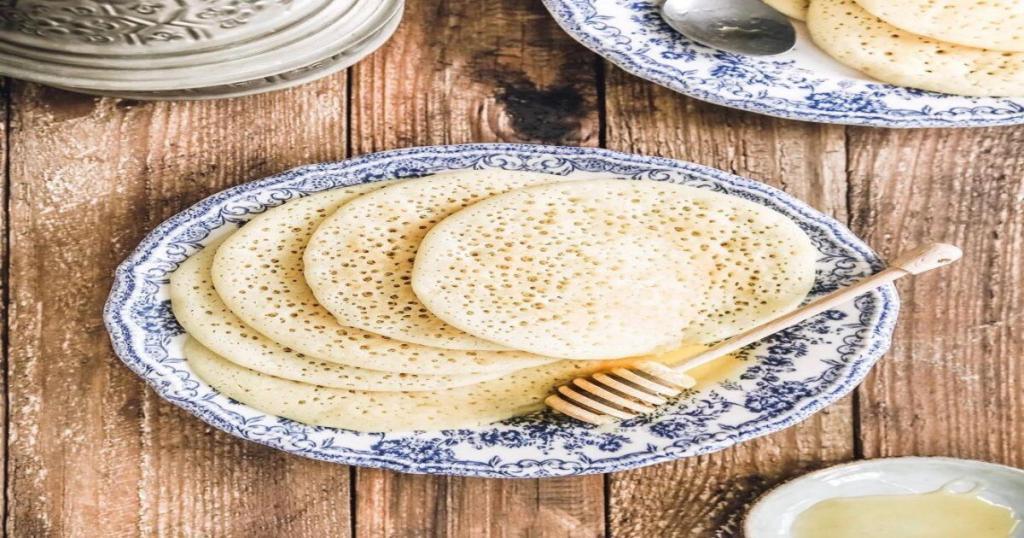 Baghrir, Morocco pancakes