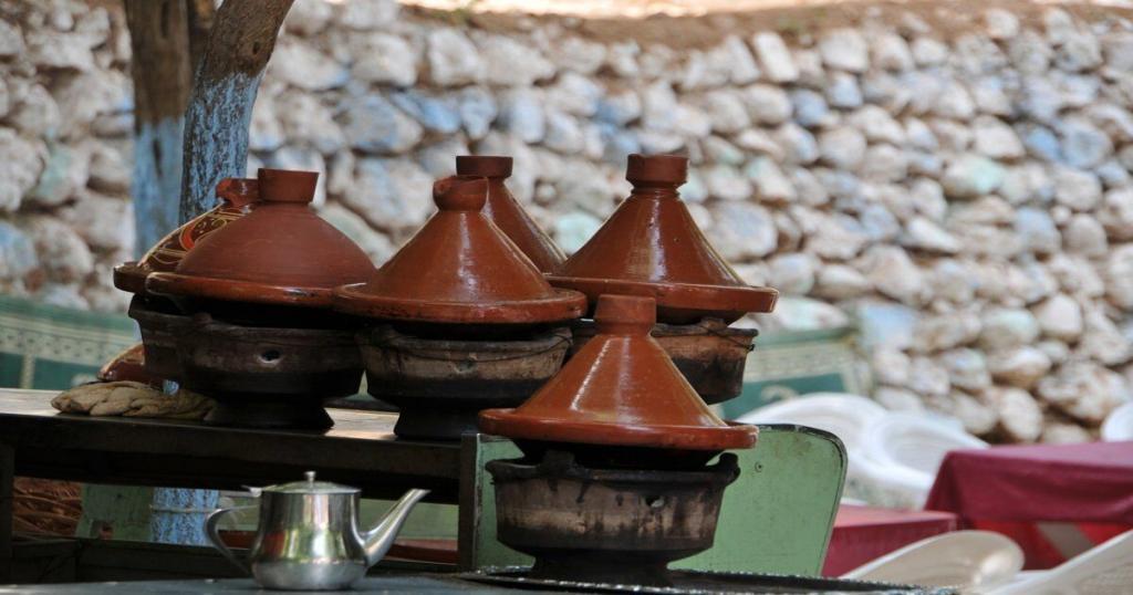 Tagine, or Tajine, Morocco cuisine