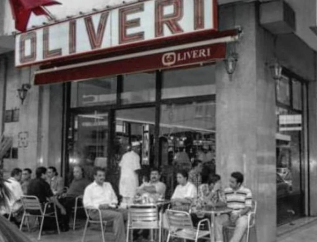 Oliver, the best cafe in Casablanca, one of the things to do here is to have a fresh ice cream
