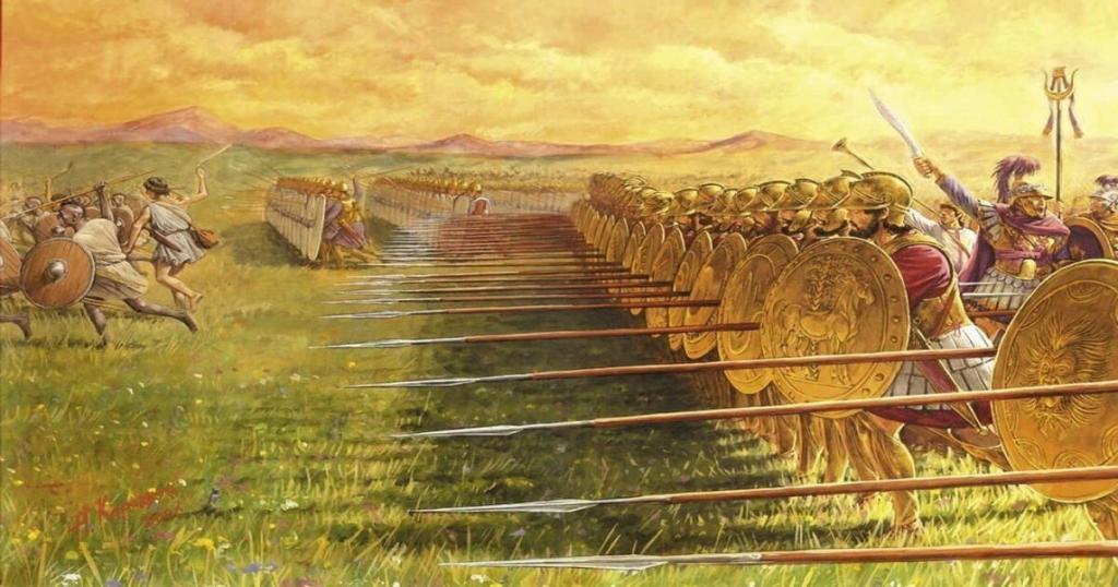 The Sacred Band of Carthage