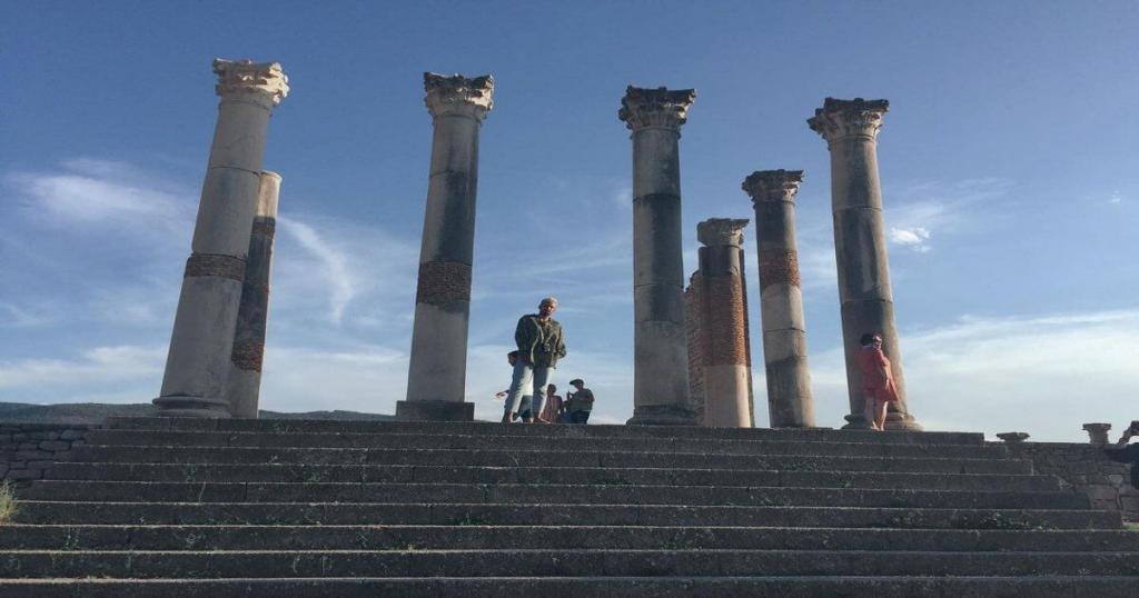 Capitol Meknes