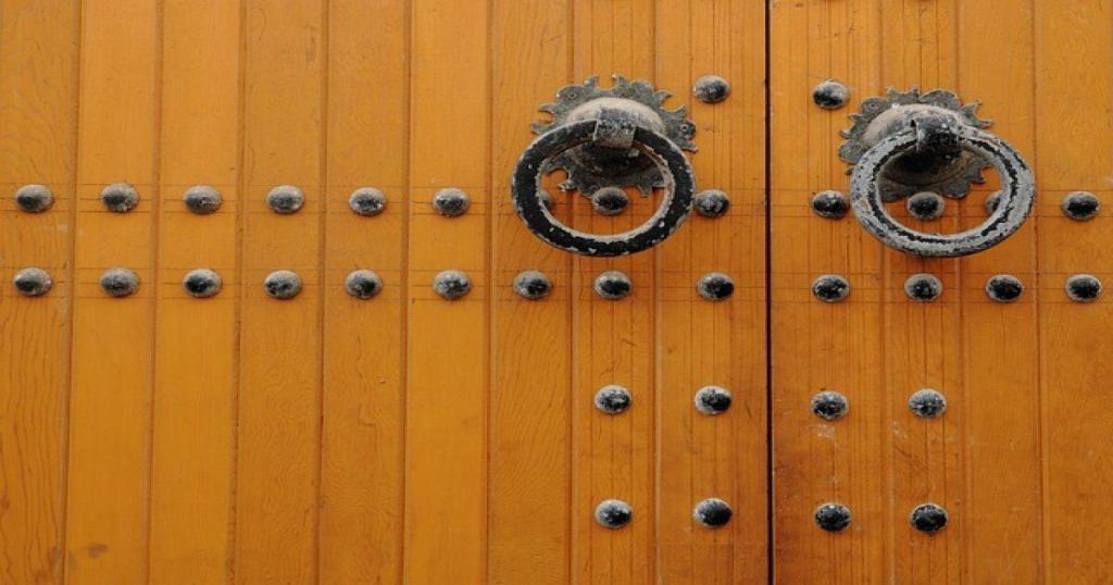 Moroccan doors, art styles