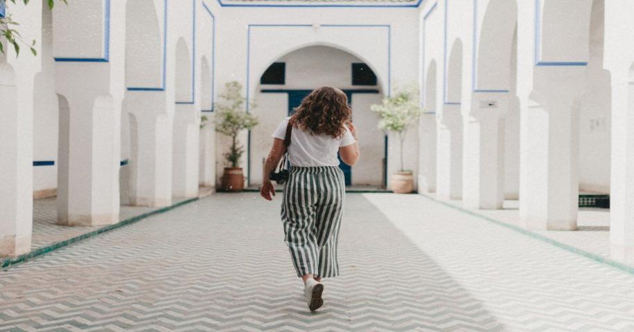 Solo female travel to Morocco