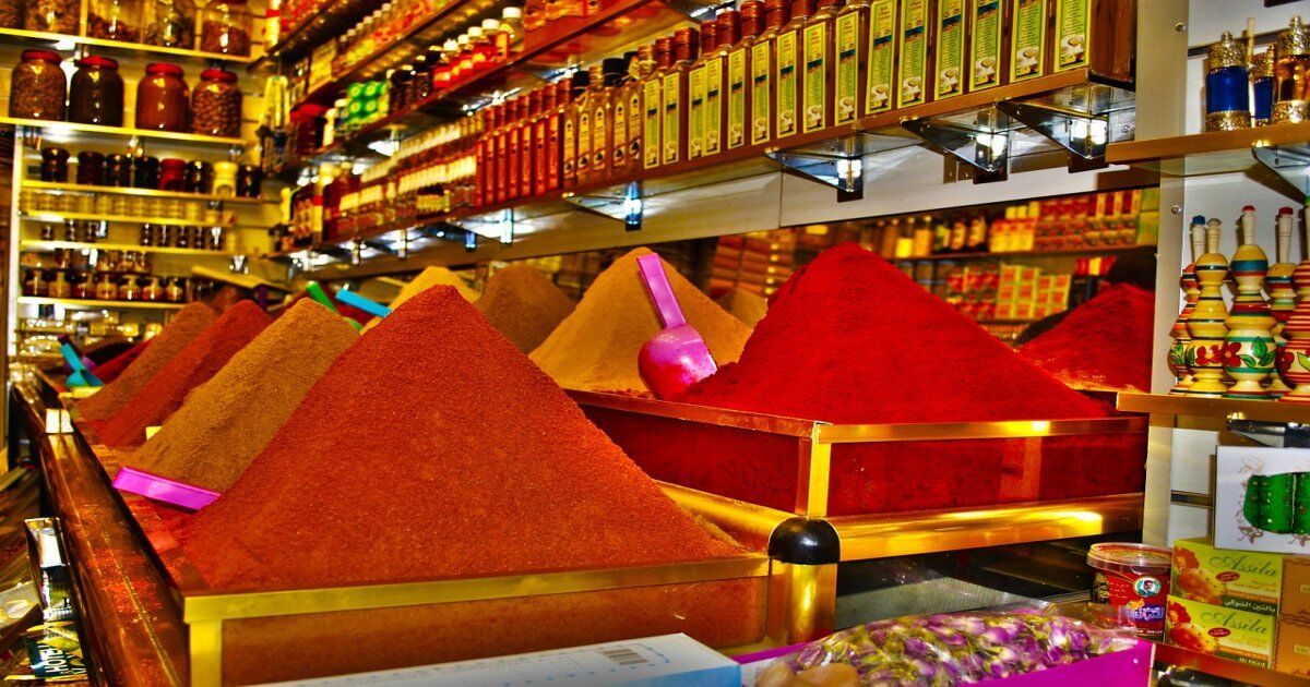 what to buy in Morocco