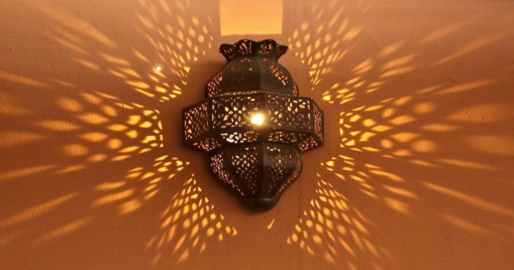 Morocco lanterns
