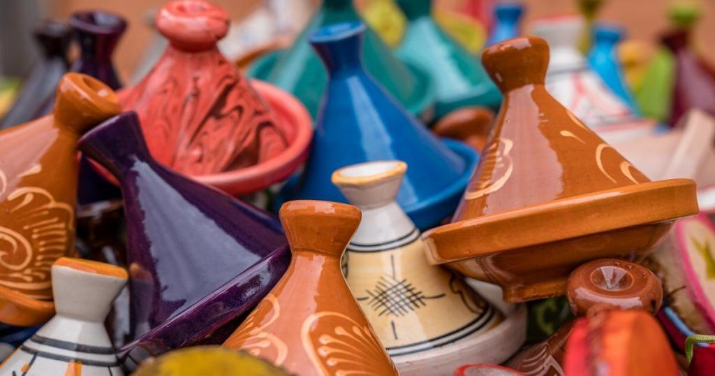 cookware of Marrakech