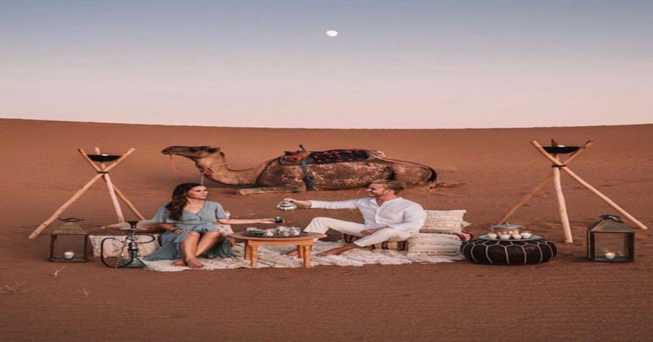 Honeymoon in Morocco
